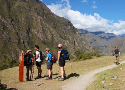 Camino Inca Clasico a Machu Picchu 6 dias