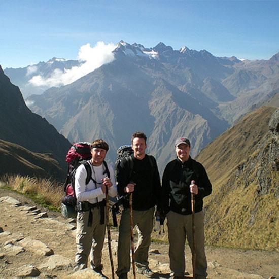 Camino Inca Corto a Machu Picchu 3 dias