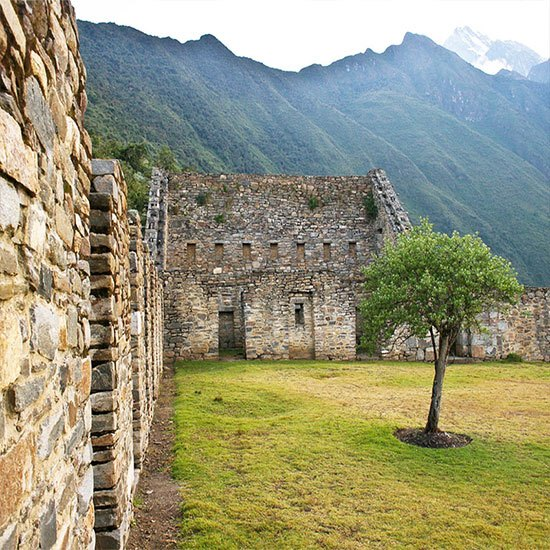 Choquequirao Cusco, Peru