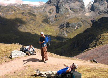 Lares Cusco, Peru