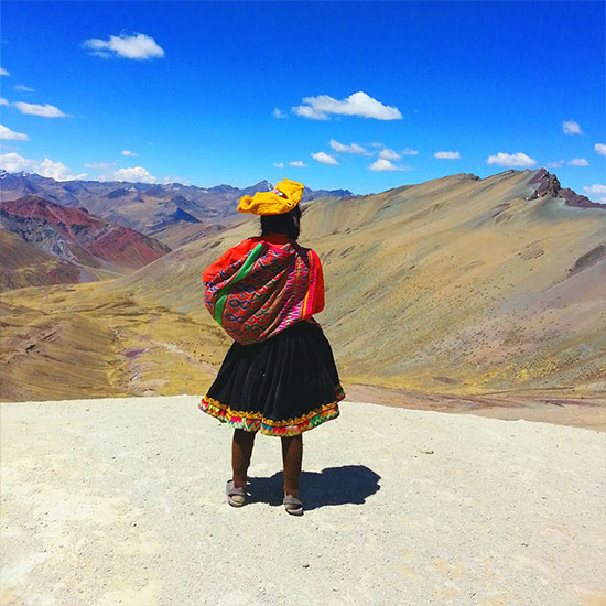 Vinicunca Peru