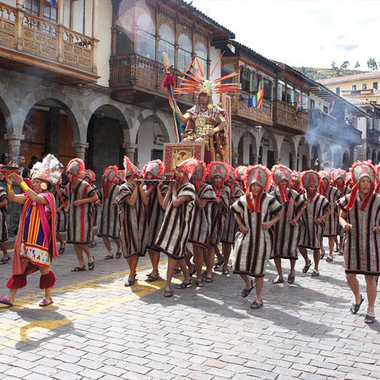 Inti Raymi, Fiesta del Sol